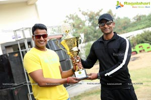 Golds Gym Hyderguda Cricket League 2018