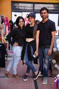 Arabian Nights NIFT Hyderabad Spectrum 2018