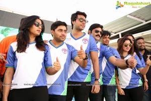 Celebrity Badminton League 2018