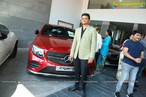 car showroom Auto Arena Ingens launch