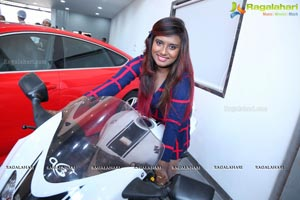 car showroom Auto Arena Ingens launch