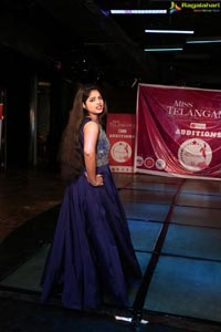 Miss Telangana 2018 Auditions