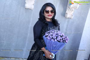 Sindhura Reddy Birthday