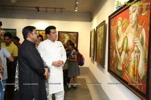 Sukanta Das Art Exhibition