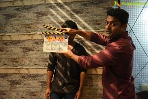 Akash Puri's Romantic Movie Launched