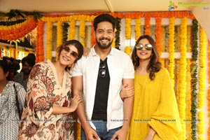 Rakul's Brother Aman's Telugu Debut Takes Off