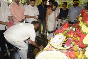 Bellamkonda Sai Srinivas - A Studios Production No. 1 Launch