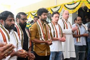 Nani - Vikram Kumar Movie Opening