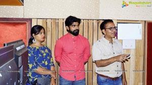 Vandemataram Srinivas Launches Pranam Khareedu Song Teaser