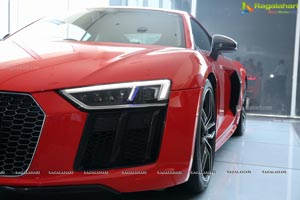 Audi Has a New State Of The Art Home in Hyderabad