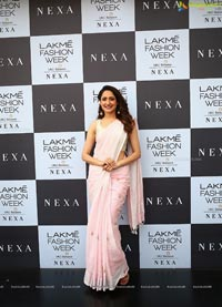 Celebs in Label Sailesh Singhania at LFW