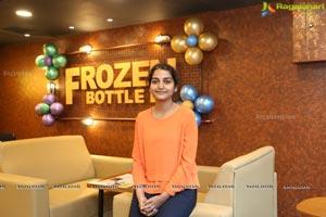 Frozen Bottle Opens Its New Outlet in Banjara Hills