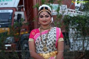 Gudisambaraalu - Bharatanatyam Performance By Pramod Reddy