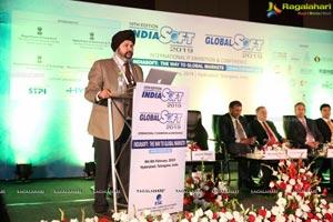 INDIASOFT 2019 Opens in Hyderabad Hi-tech city