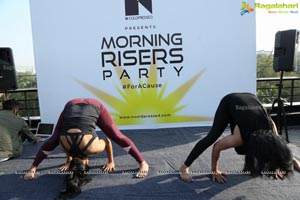 NColdPressed's Morning Risers Party