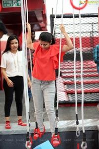 Supreme Sports Studio Opens Its World Class Trampoline Park