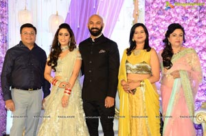 Wedding Reception of Kanak & Shan And Krishna & Lakshita