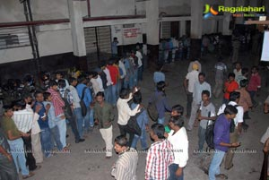 Naayak Hungama at Sandhya 70 MM