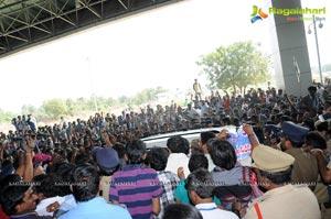 Nayak Success Tour Rajahmundry