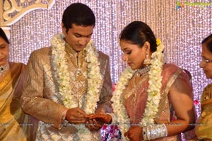 Vijaya Sai Reddy Neha Engagement