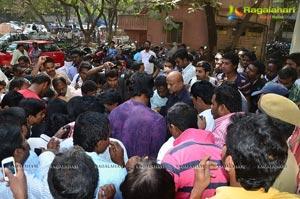 Uday Kiran Dead Body