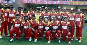 CCL 4: Kerala Strikers Vs Telugu Warriors