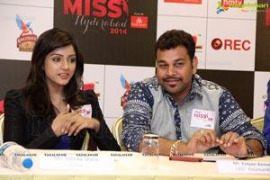 Max Miss Hyderabad Press Meet
