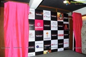 Tasyaah Fashion Show Logo Launch