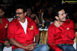 CCL4 Telugu Warriors Logo Launch