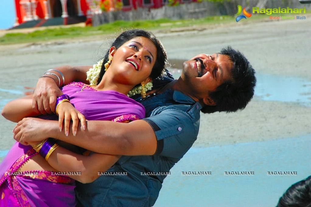 Anjali's Simhadripuram coming soon