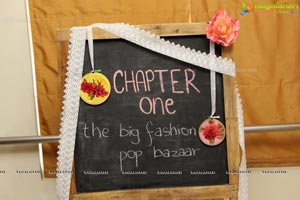 The Big Fashion Pop Bazaarwe
