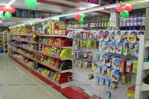Chervi Super Market Launch