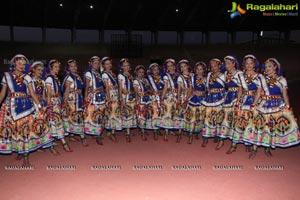 Biggest Dandiya Garba Dance