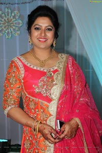 Sana Daughter Tabasum Wedding Photos