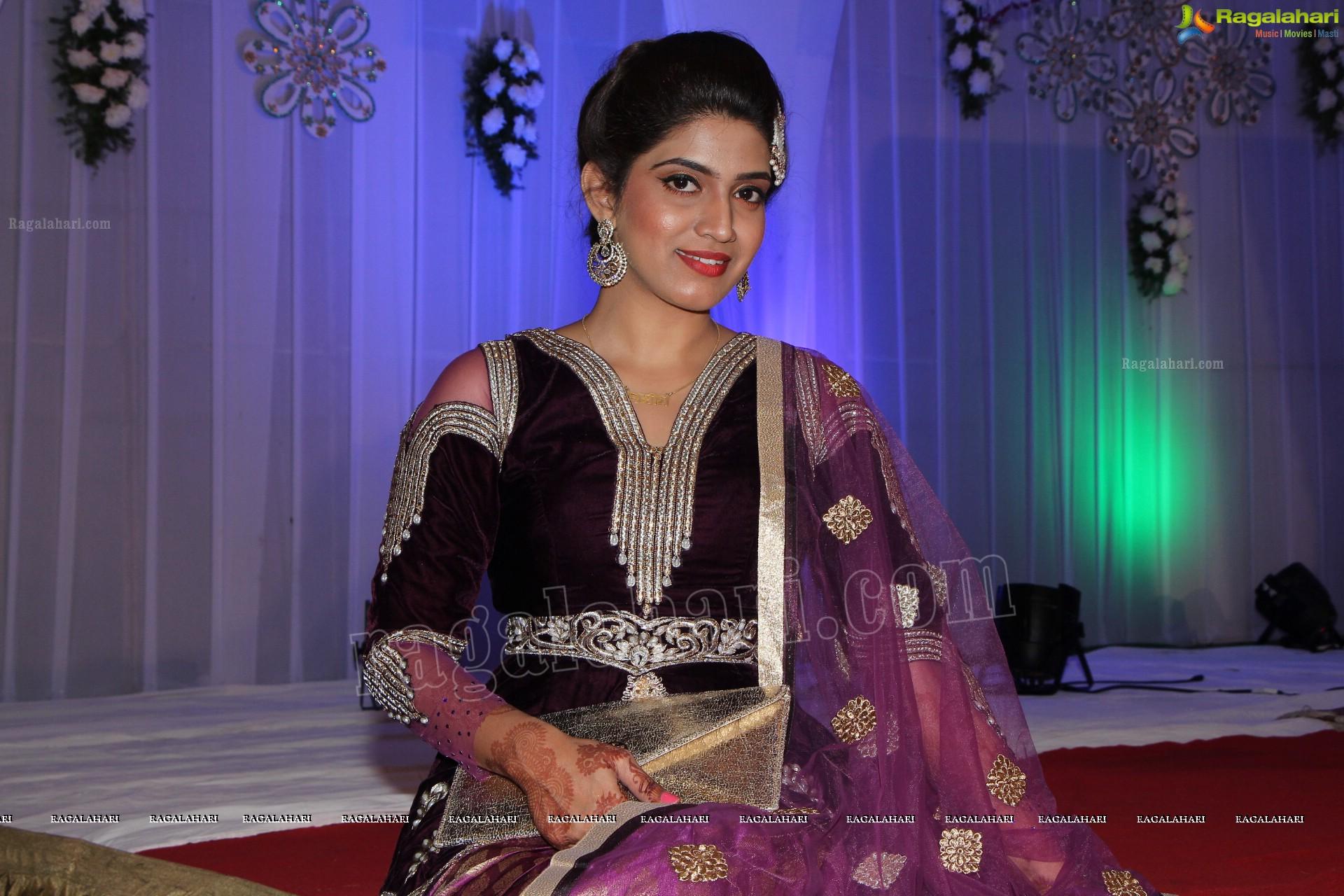 Grand Wedding Of Sana S Daughter Tabasum