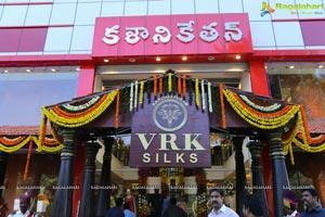 VRK Silks Warangal