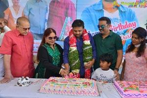 Nawin Vijaya Krishna Birthday