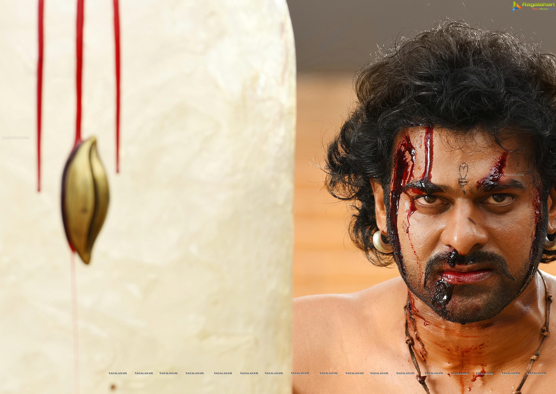 Exclusive Hd Photos Prabhas Anushka In Baahubali 2