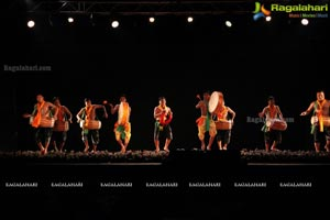 Contemporary Dance Performance