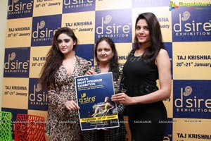 Desire Exhibition Curtain Raiser