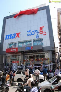 Max Fashion Store Launch, Malkajgiri