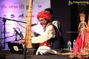 Kathputli Puppetry Performance