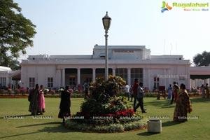 Inside Rashtrapati Nilayam Hyderabad