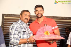 Bellamkonda Sreenivas Birthday Celebrations