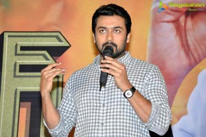 Gang Success Meet Photos