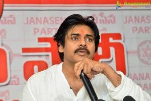 Jana Sena Press Meet