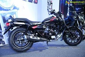 Bajaj Motorcycle 2018