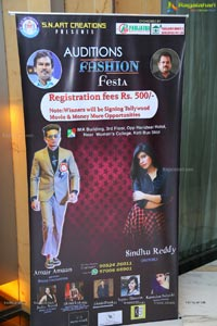 Fashion Festa Auditions