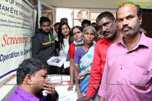 Free Medical Health Camp by Lions Club of Hyderabad Petals