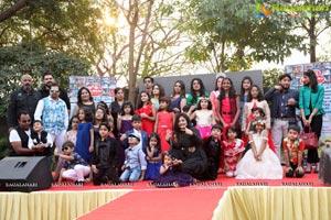 Glam Kids International Calendar Launch